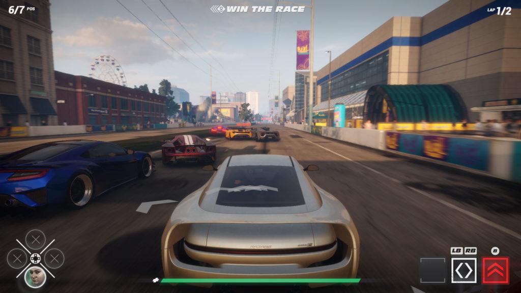 بازی Fast & Furious Crossroad