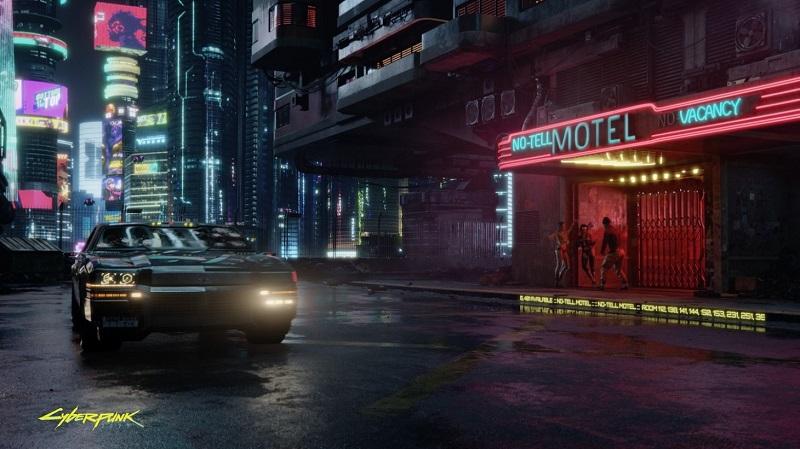 سیستم مورد نیاز Cyberpunk 2077