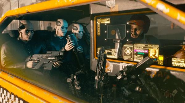درباره بازی Cyberpunk 2077