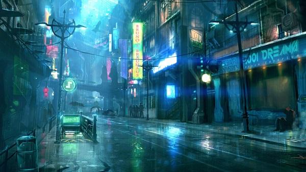 تشنج بازی Cyberpunk 2077